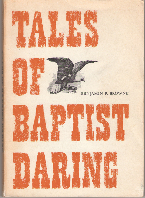Image for Tales of Baptist daring