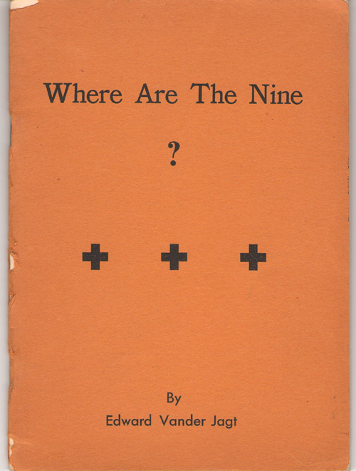 Image for Where are the Nine?