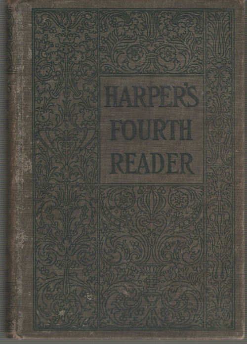 Image for Harper's Fourth Reader