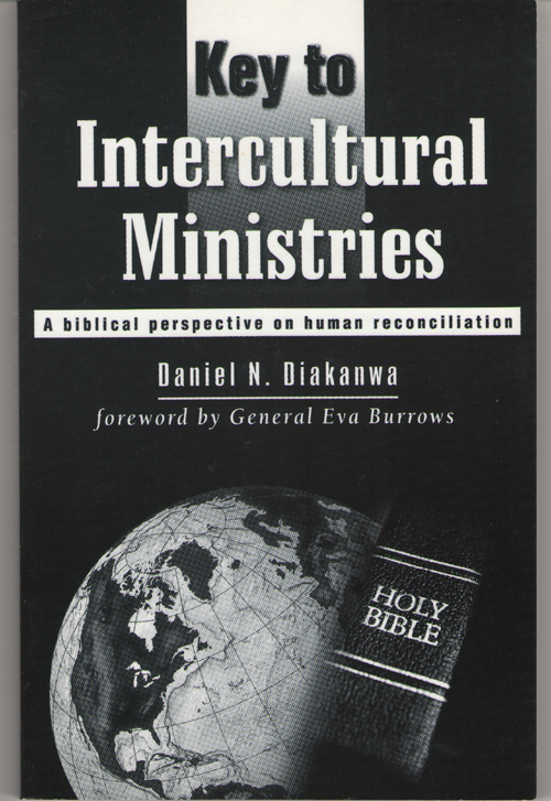 Image for Key To Intercultural Ministries A Biblical Perspective on Human Reconcilation