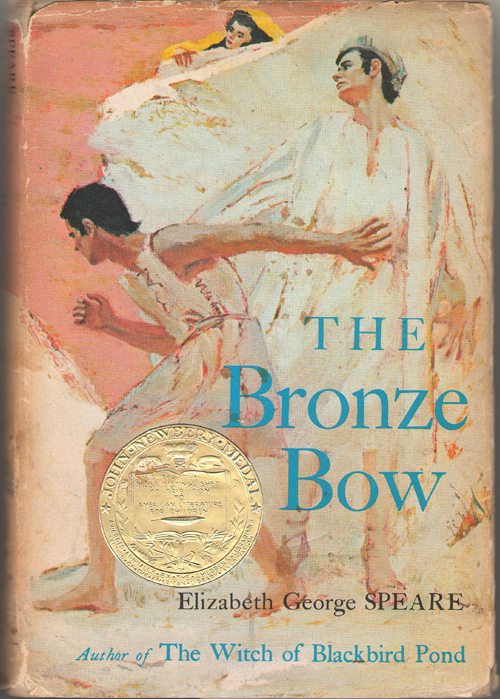 Image for The Bronze Bow