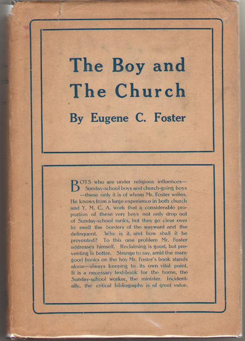Image for The Boy And The Church