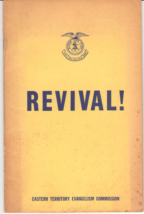 Image for Revival!