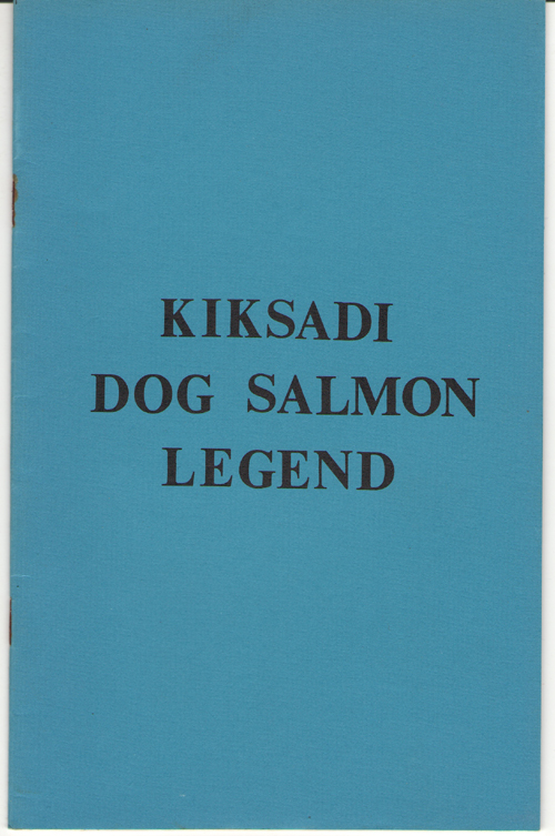 Image for Kiksadi Dog Salmon Legend