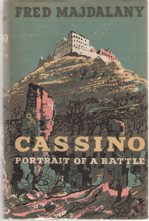 Image for Cassino  Portrait of a Battle