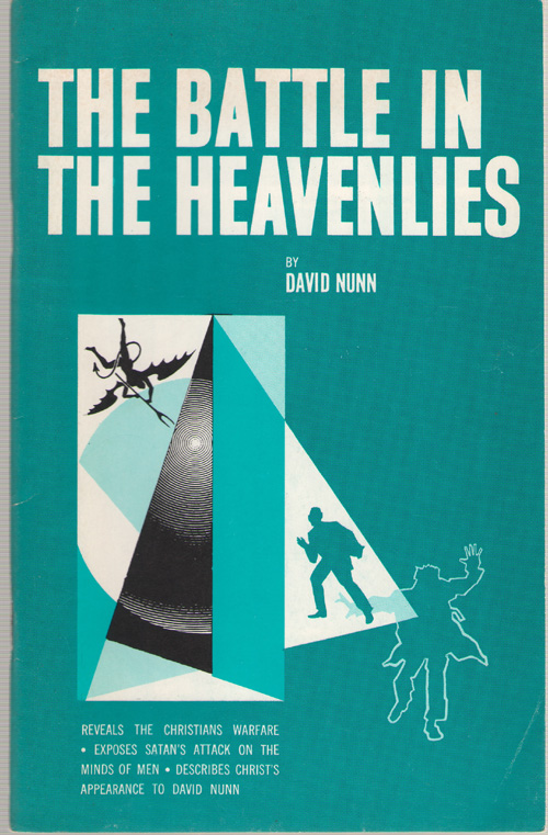 Image for The Battle In The Heavenlies
