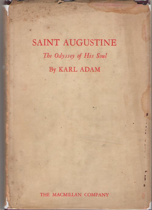 Image for Saint Augustine The Odyssey of His Soul