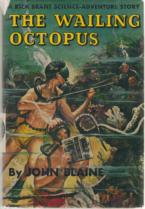 Image for The Wailing Octopus