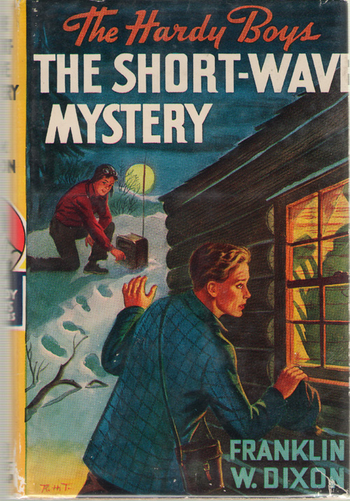 Image for The Short-wave Mystery
