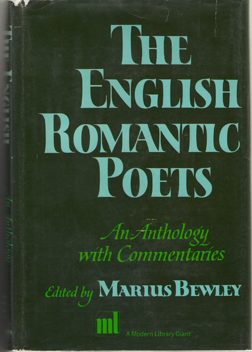 Image for The English Romantic Poets