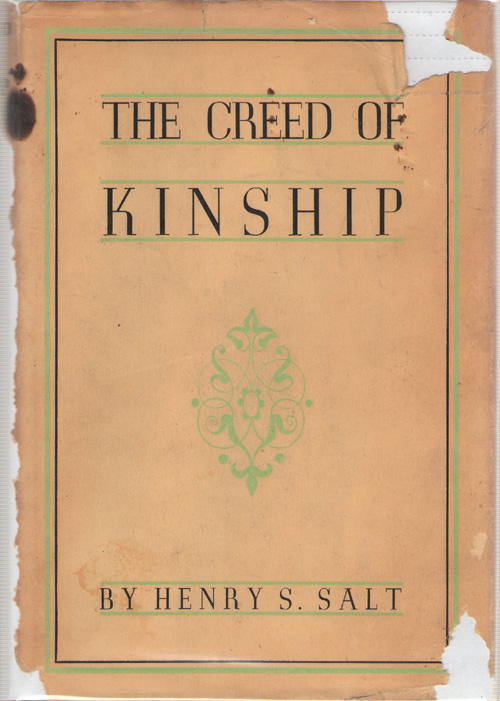 Image for The Creed Of Kinship