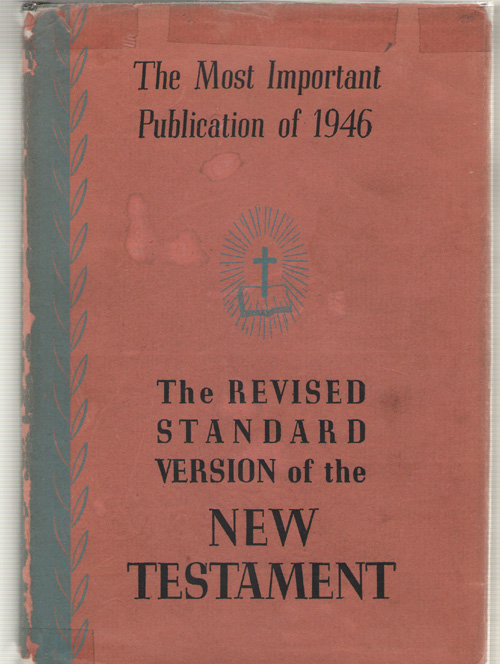 Image for The New Covenant Commonly Called the New Testament of Our Lord and Savior Jesus Christ