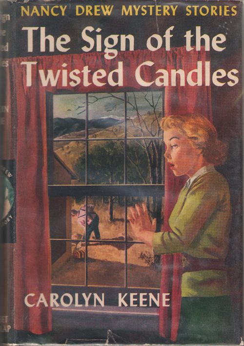 Image for The Sign Of The Twisted Candles