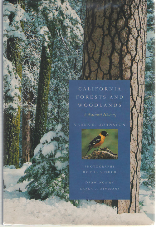 Image for California Forests and Woodlands  A Natural History
