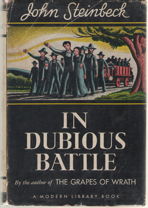 Image for In Dubious Battle