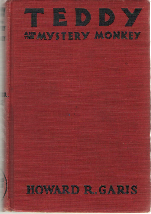 Image for Teddy And The Mystery Monkey