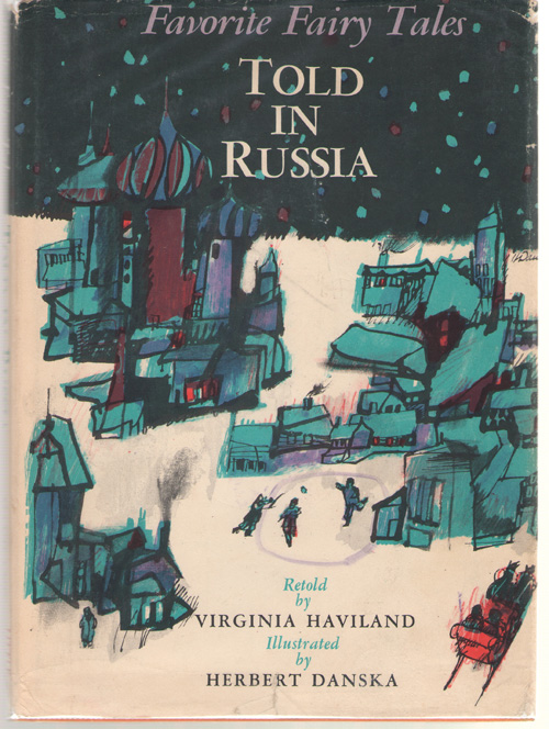 Image for Favorite Fairy Tales Told In Russia