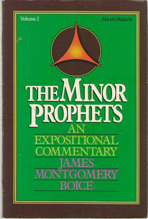 Image for The Minor Prophets  Micah-Malachi