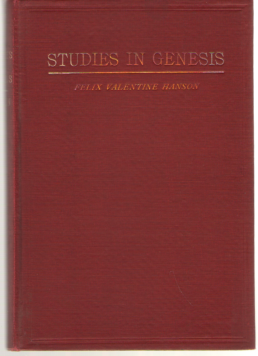 Image for Studies in Genesis