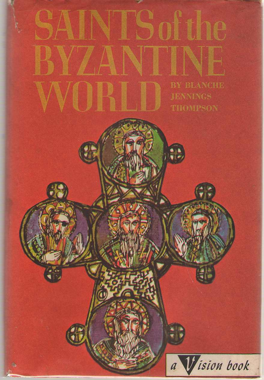 Image for Saints of the Byzantine World
