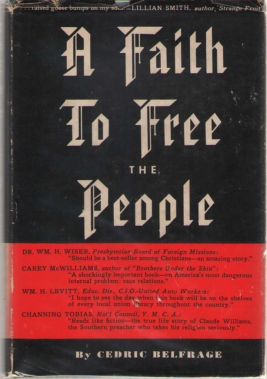 Image for Faith to Free the People