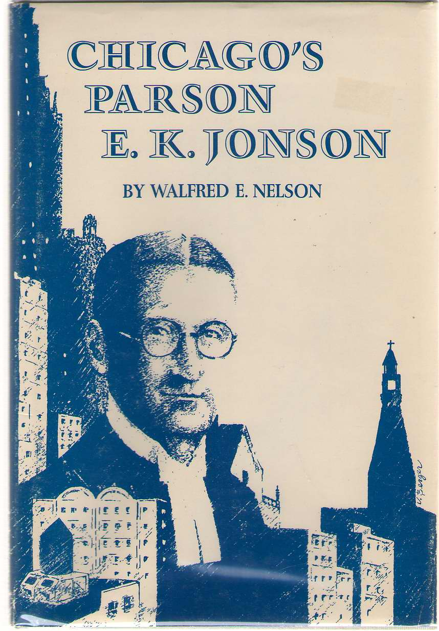 Image for Chicago's Parson E. K. Jonson