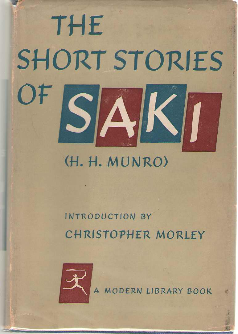 Image for The Short Stories Of Saki