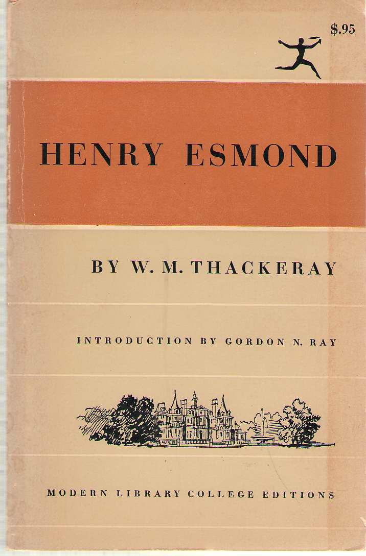 Image for The History of Henry Esmond Esquire