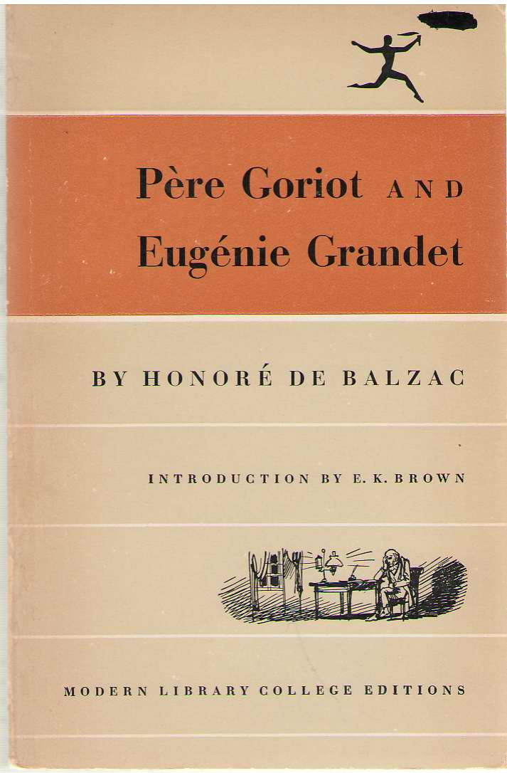 Image for Père Goriot; and, Eugénie Grandet