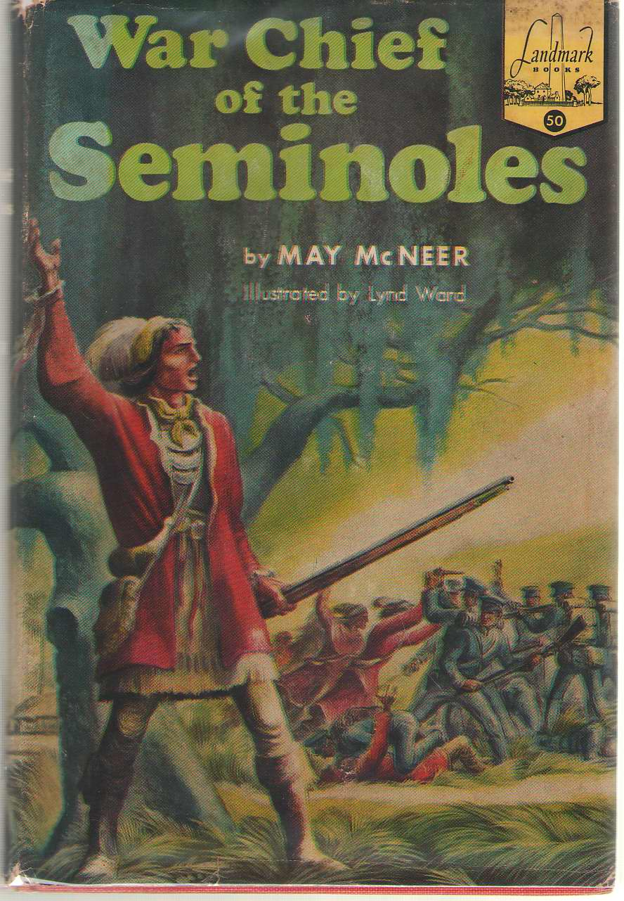 Image for War Chief Of The Seminoles