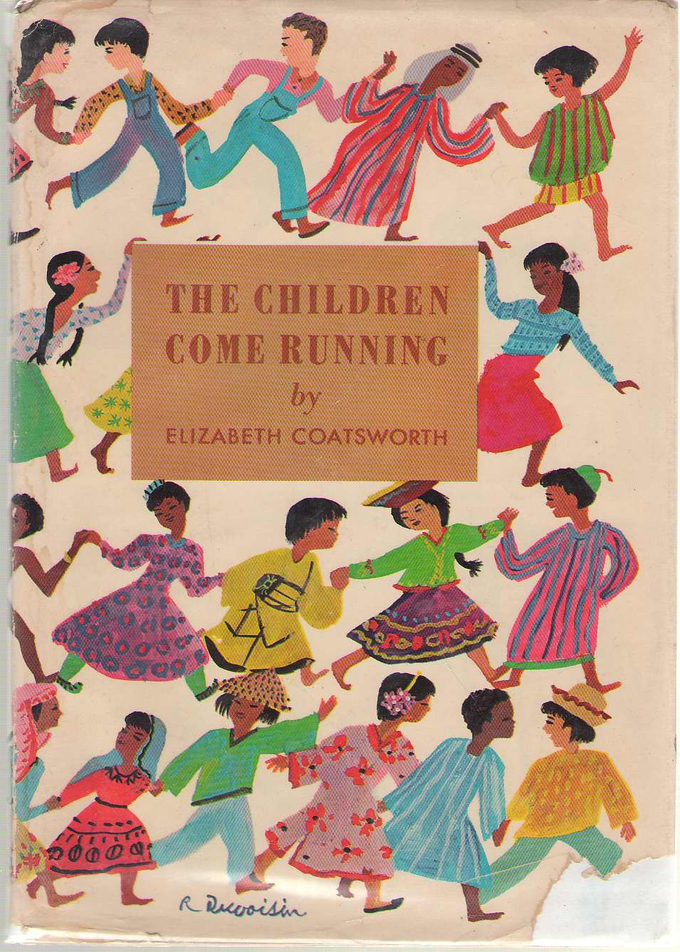 Image for The Children Come Running