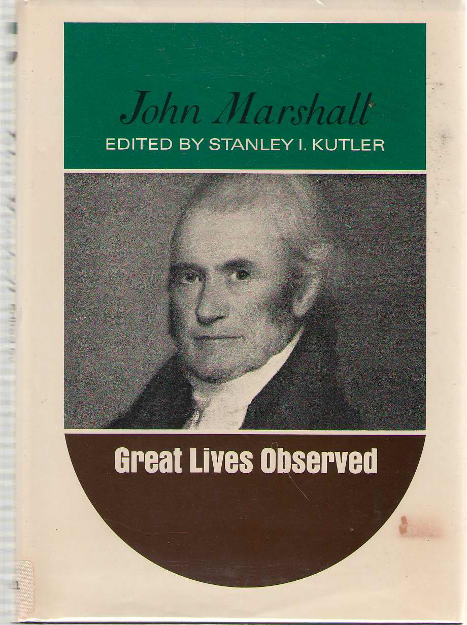 Image for John Marshall