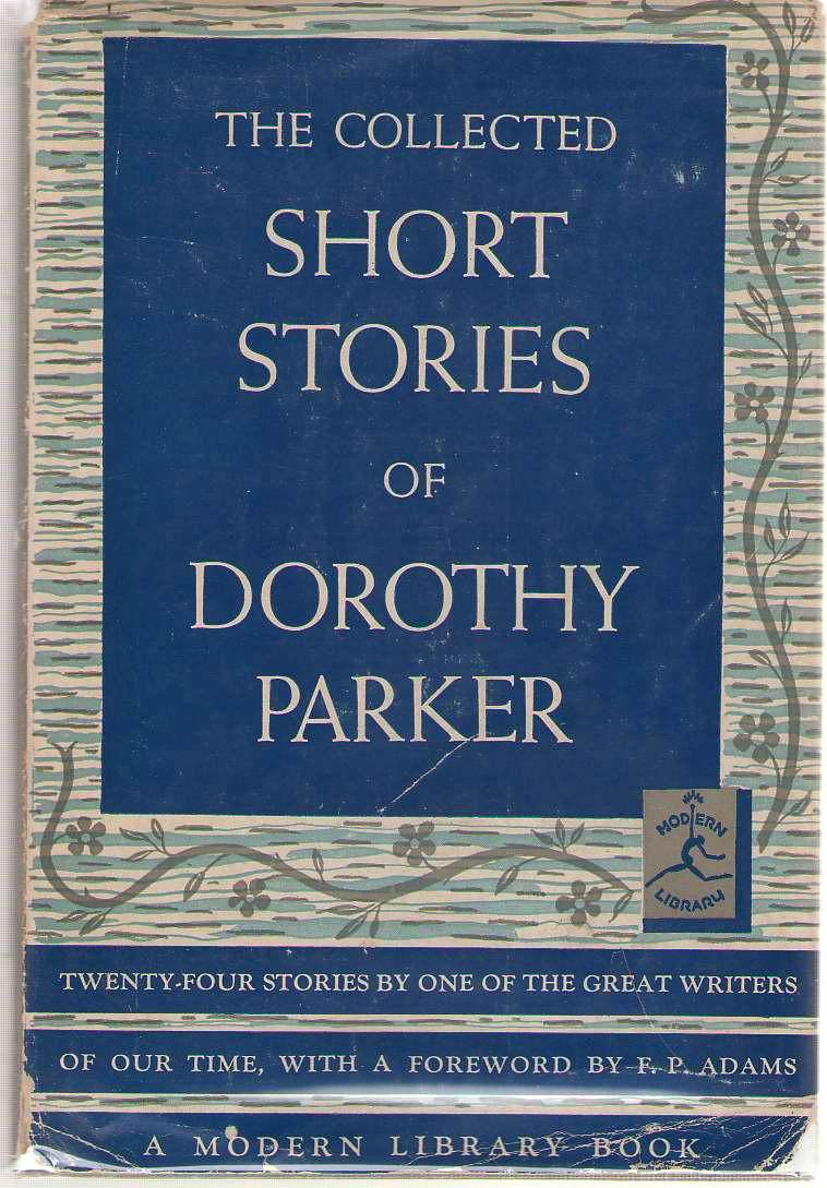 Image for The Collected Stories of Dorothy Parker