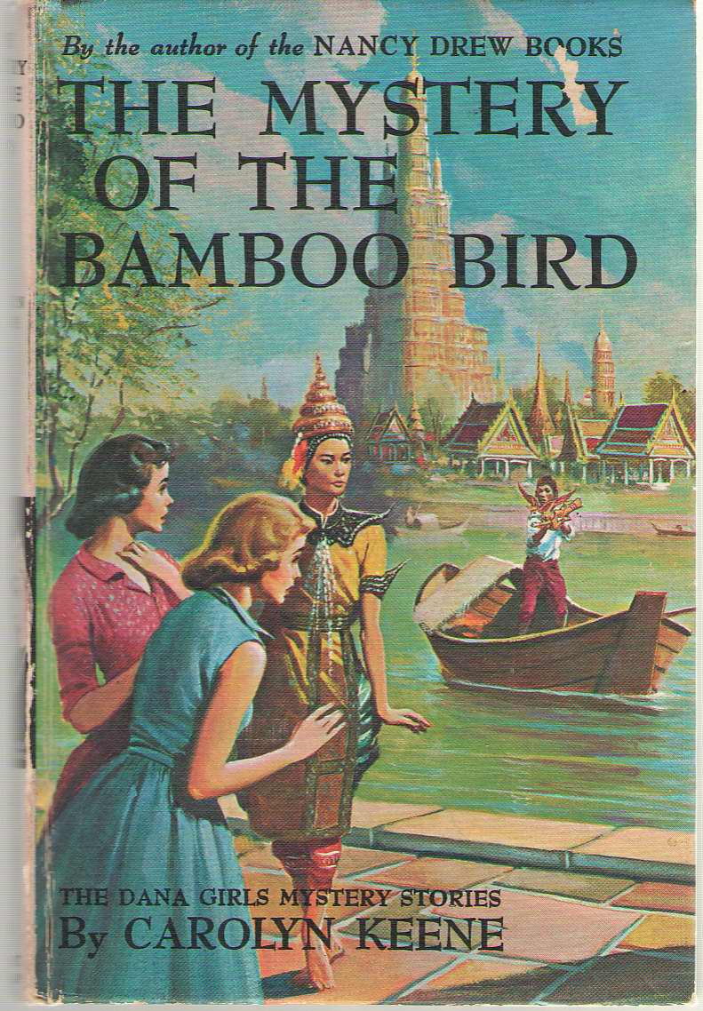 Image for The Mystery Of The Bamboo Bird