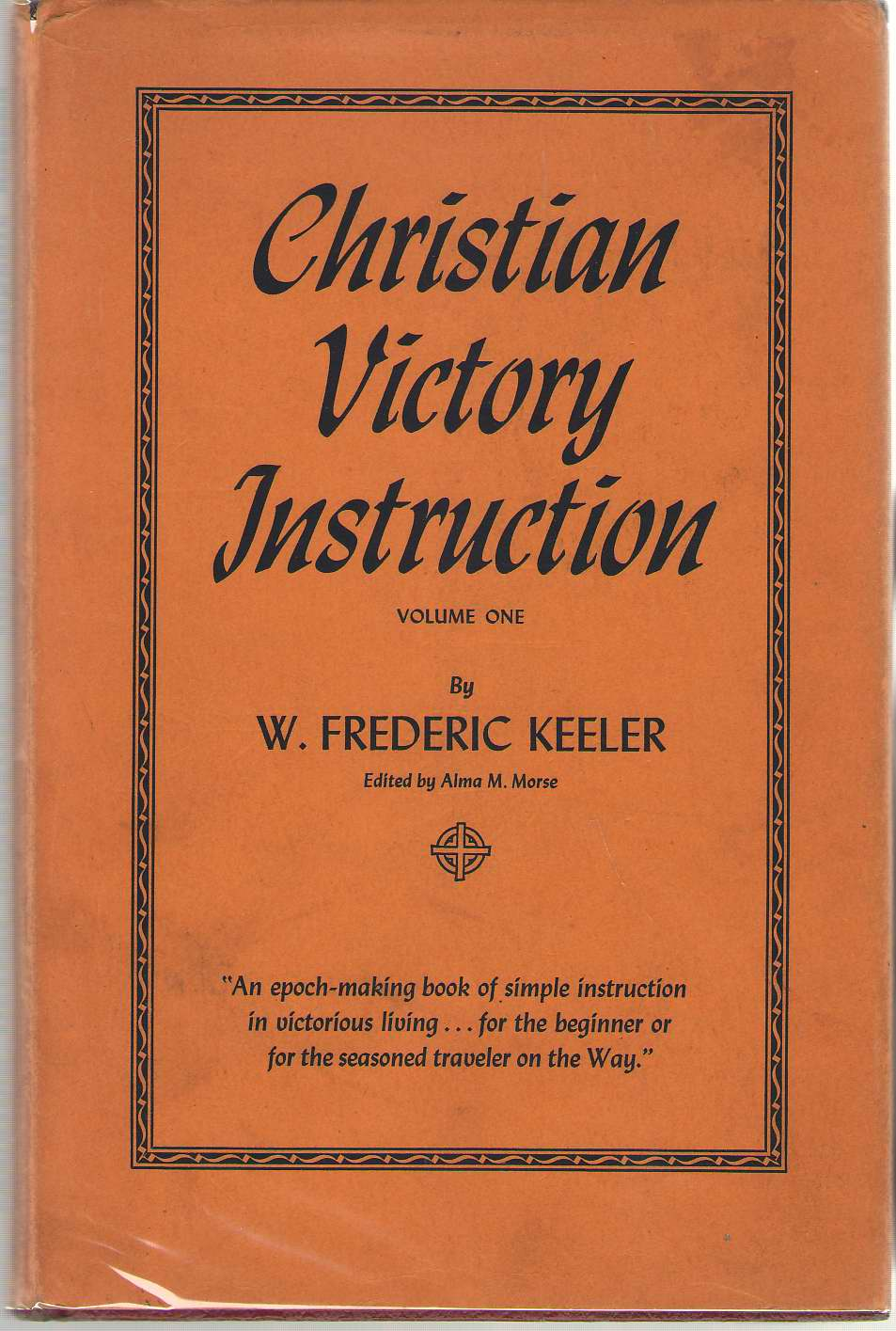 Image for Christian Victory Instruction, V.1