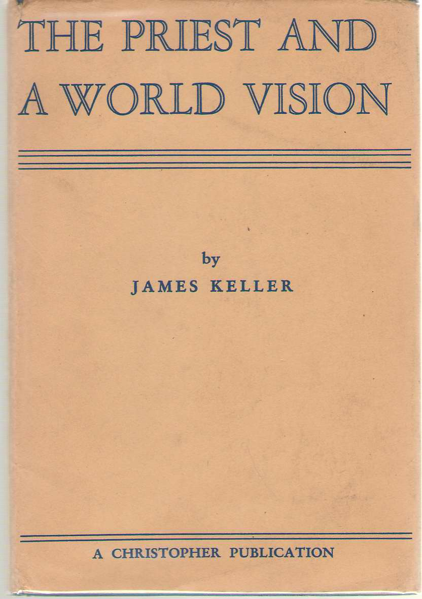 Image for The Priest and a World Vision