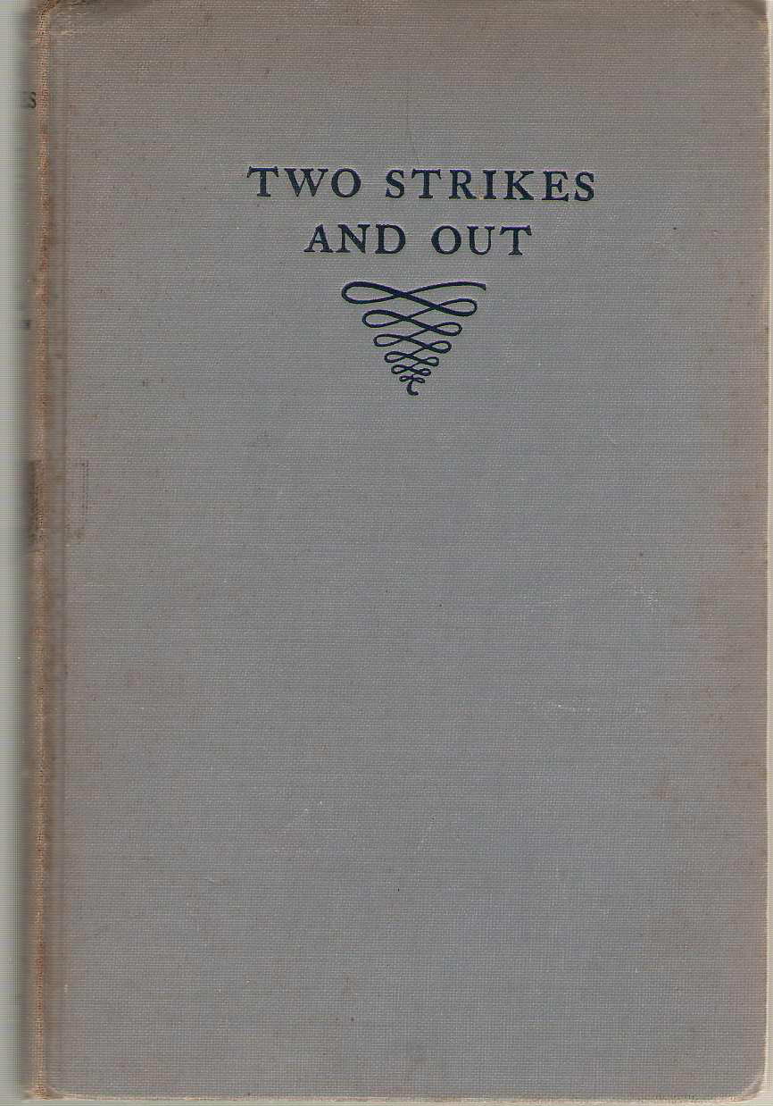 Image for Two Strikes and Out