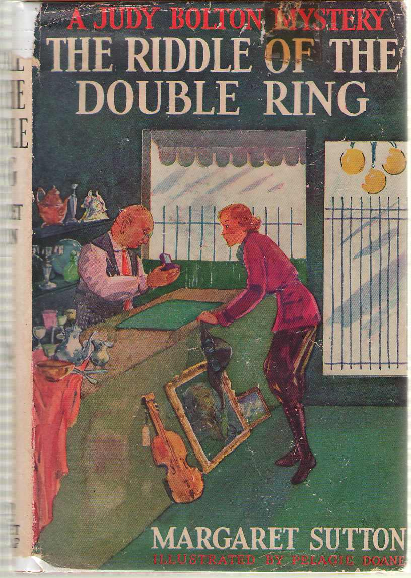 Image for The Riddle Of The Double Ring