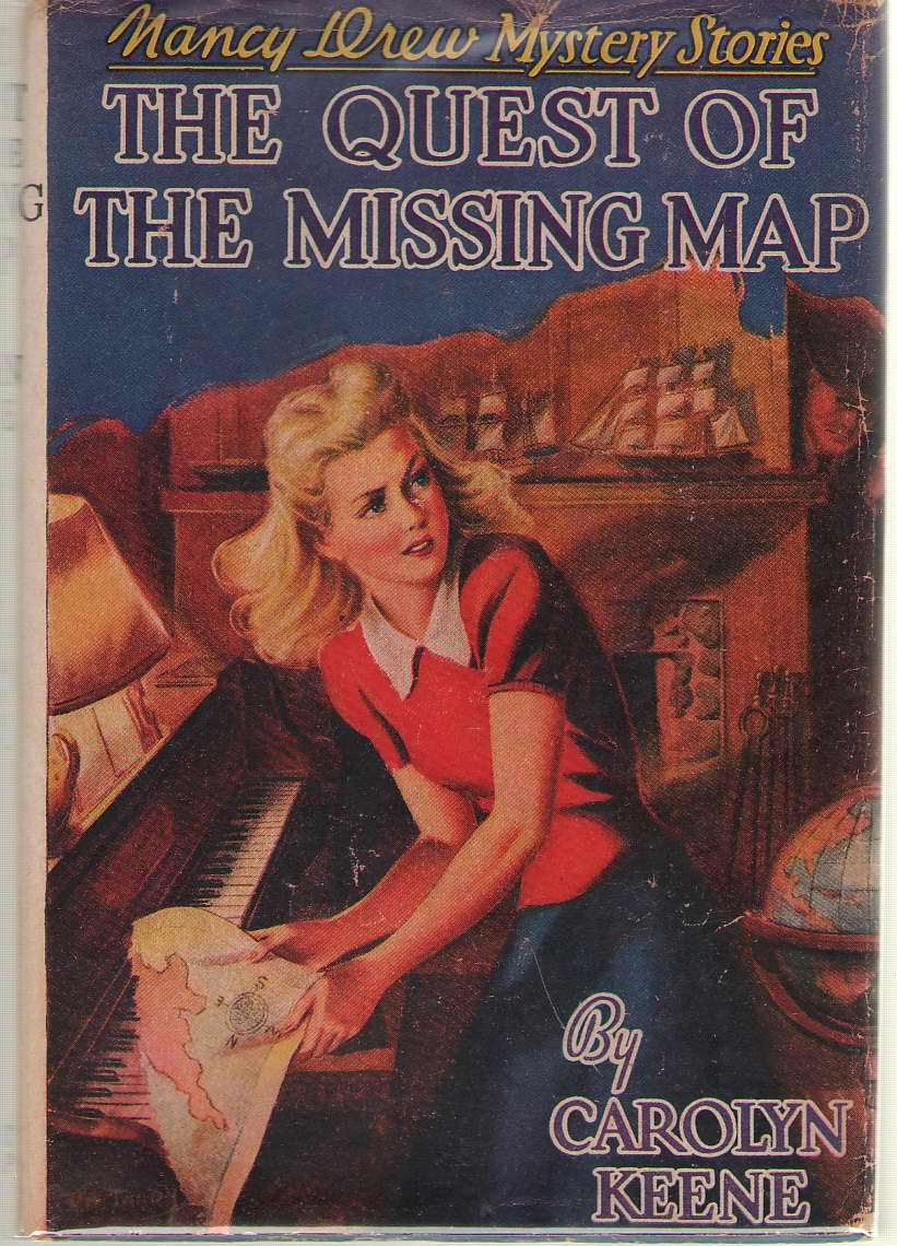 Image for The Quest of the Missing Map