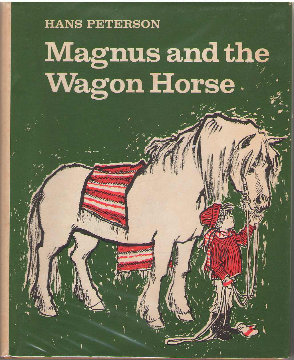 Image for Magnus And The Wagon Horse