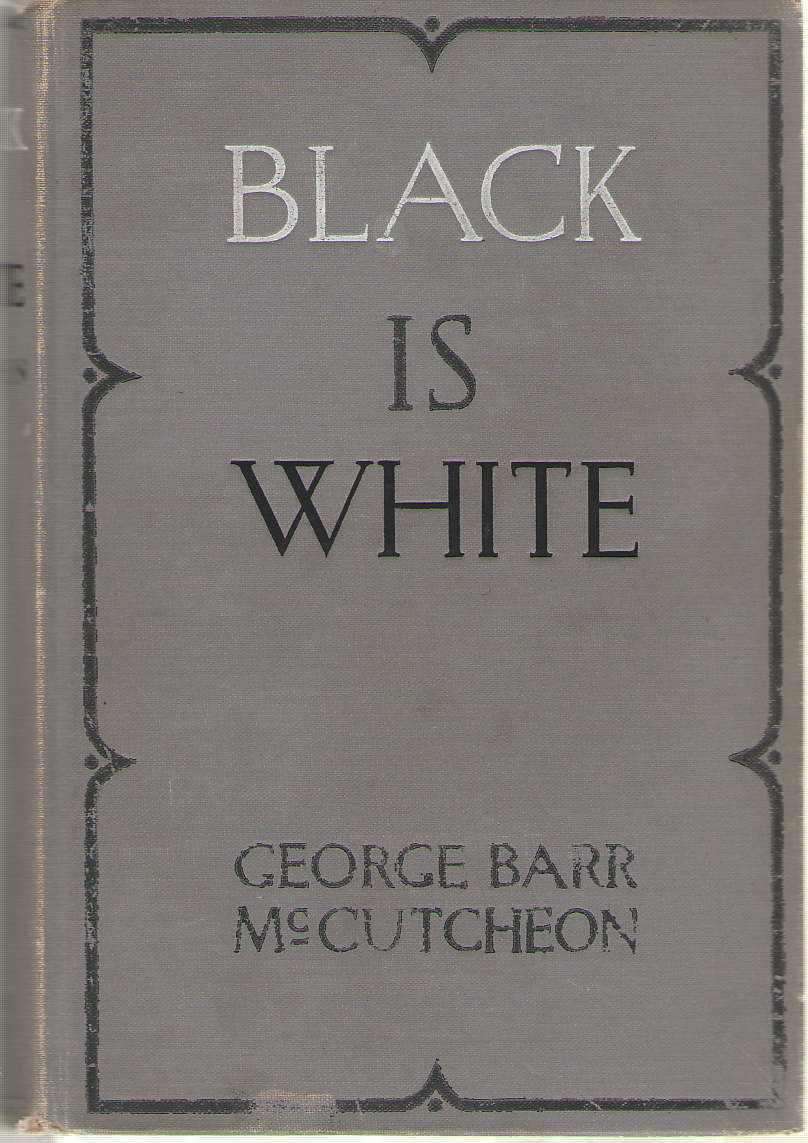 Image for Black Is White