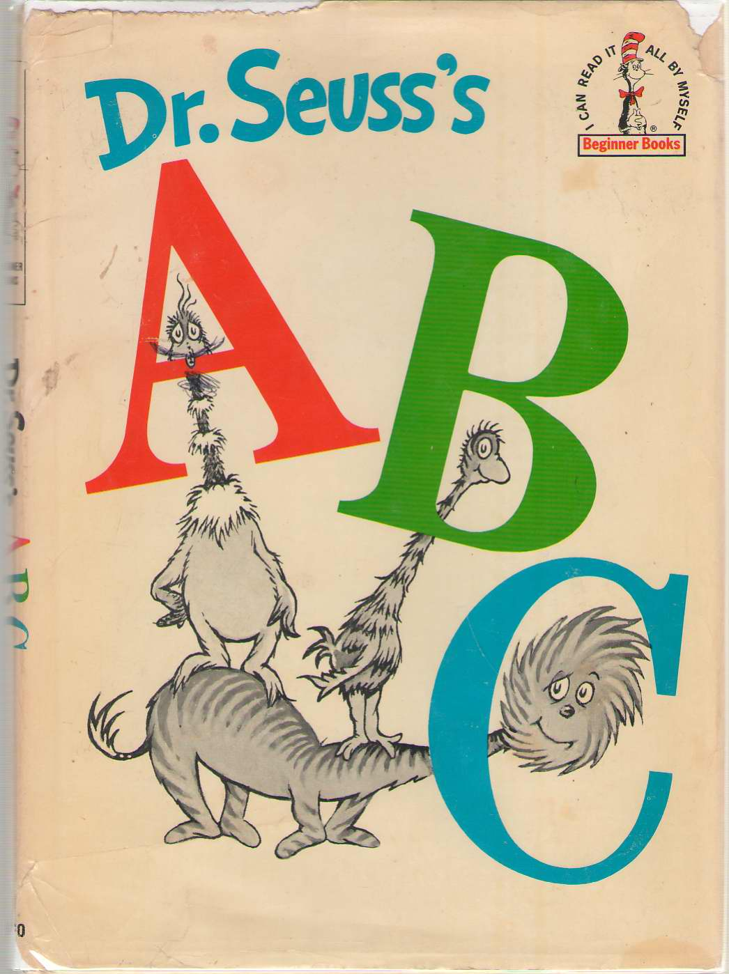 Image for Dr. Seuss's ABC