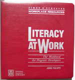 Image for Literacy At Work The Workbook for Program Developers