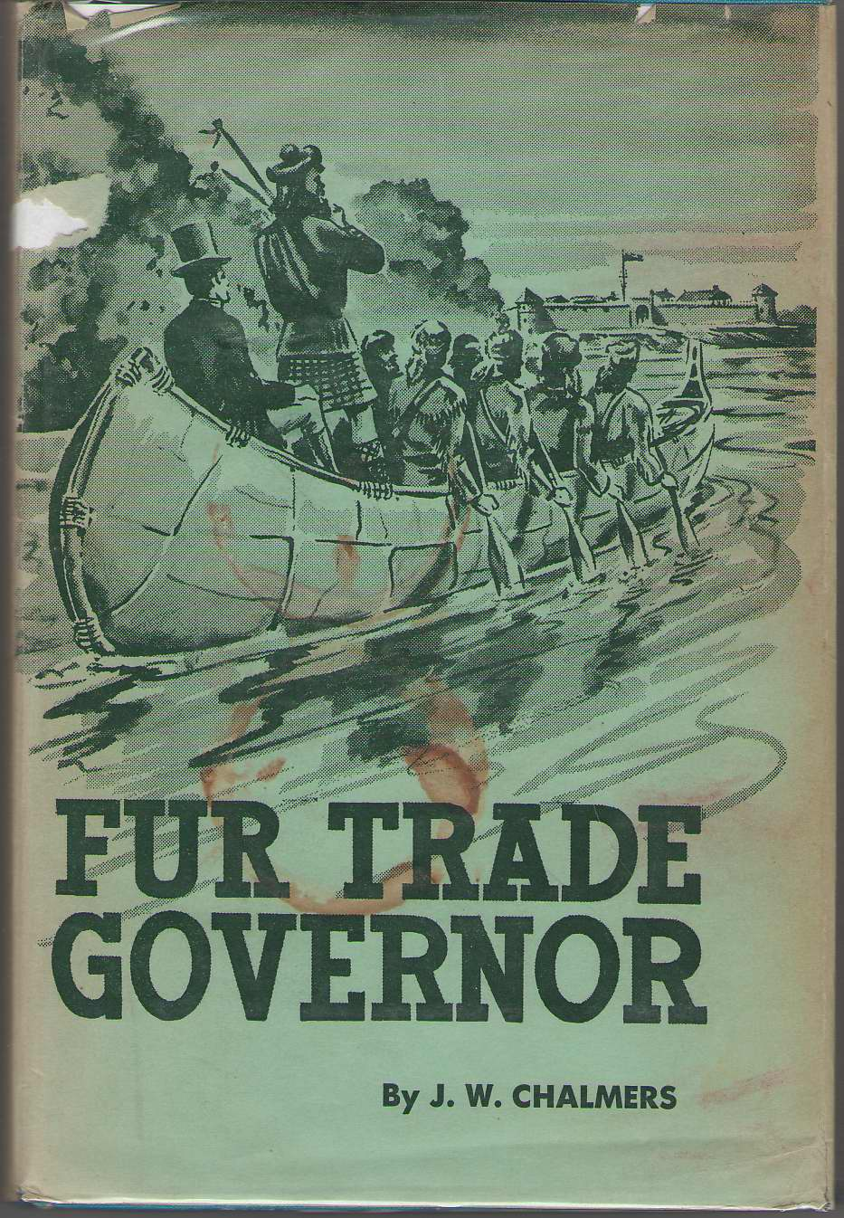 Image for Fur Trade Governor  George Simpson, 1820-1860
