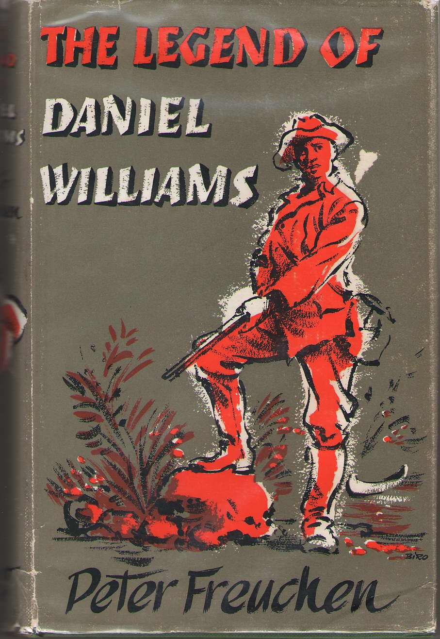 Image for The Legend Of Daniel Williams