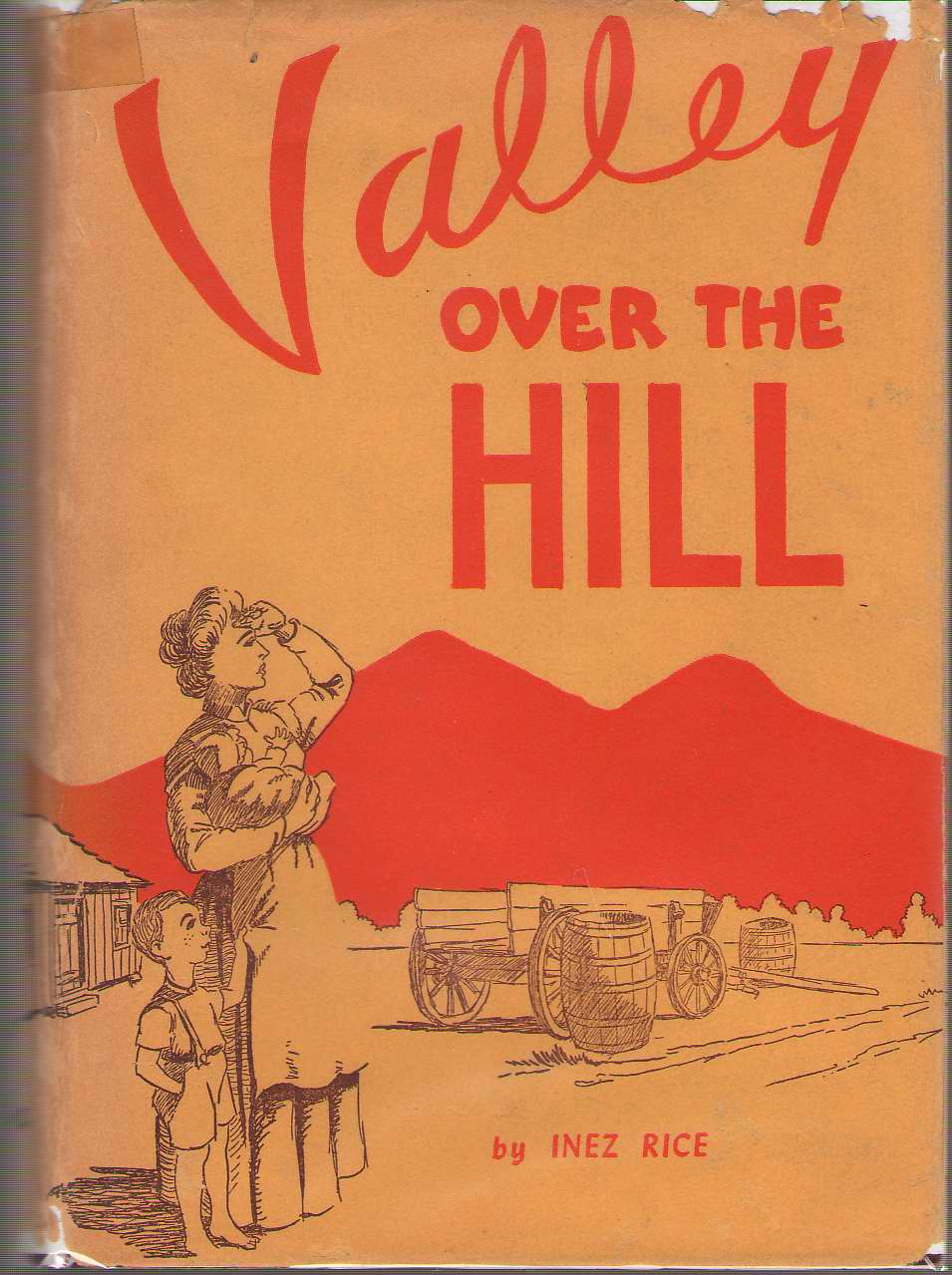 Image for Valley Over The Hill