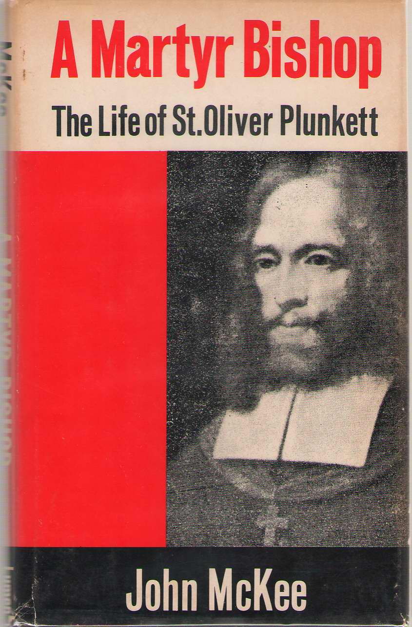 Image for A Martyr Bishop  The Life of St. Oliver Plunkett
