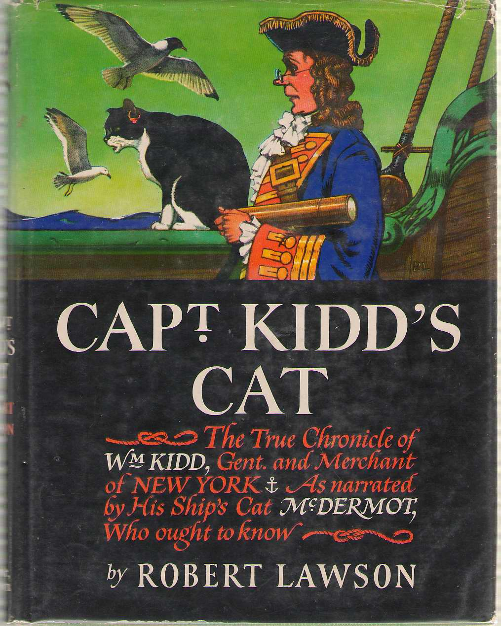 Image for Capt Kidd's Cat