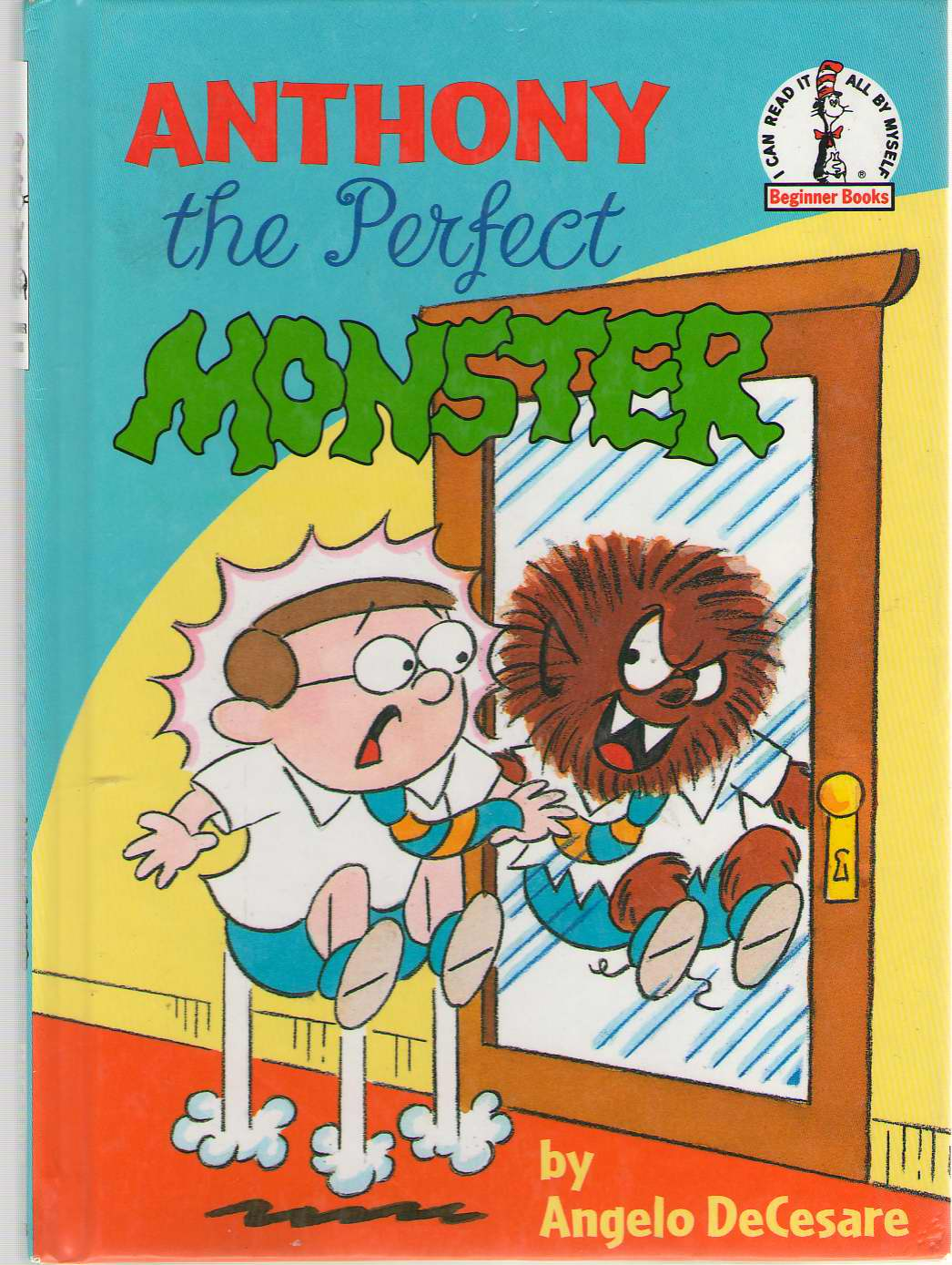 Image for Anthony the Perfect Monster