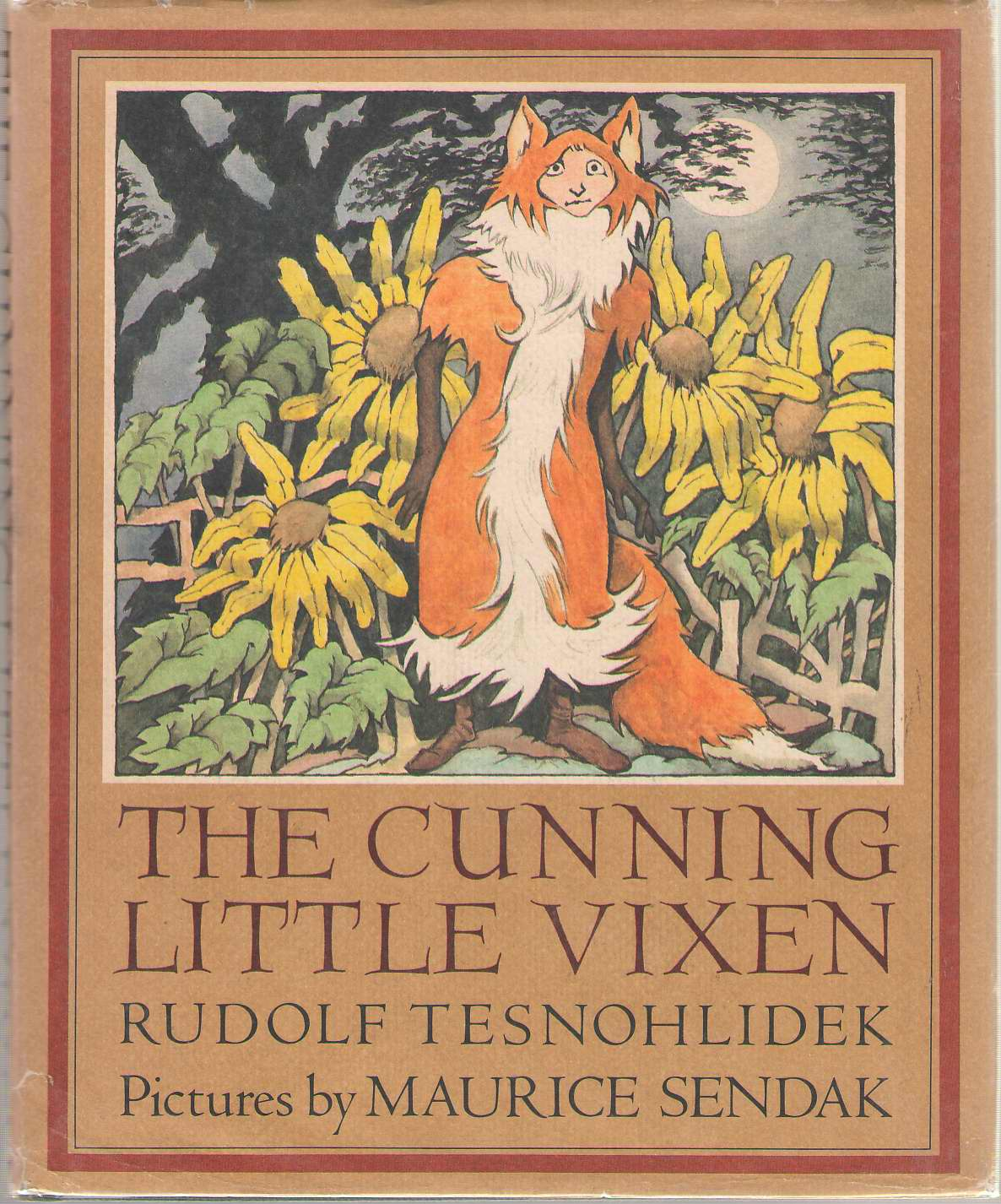 Image for The Cunning Little Vixen